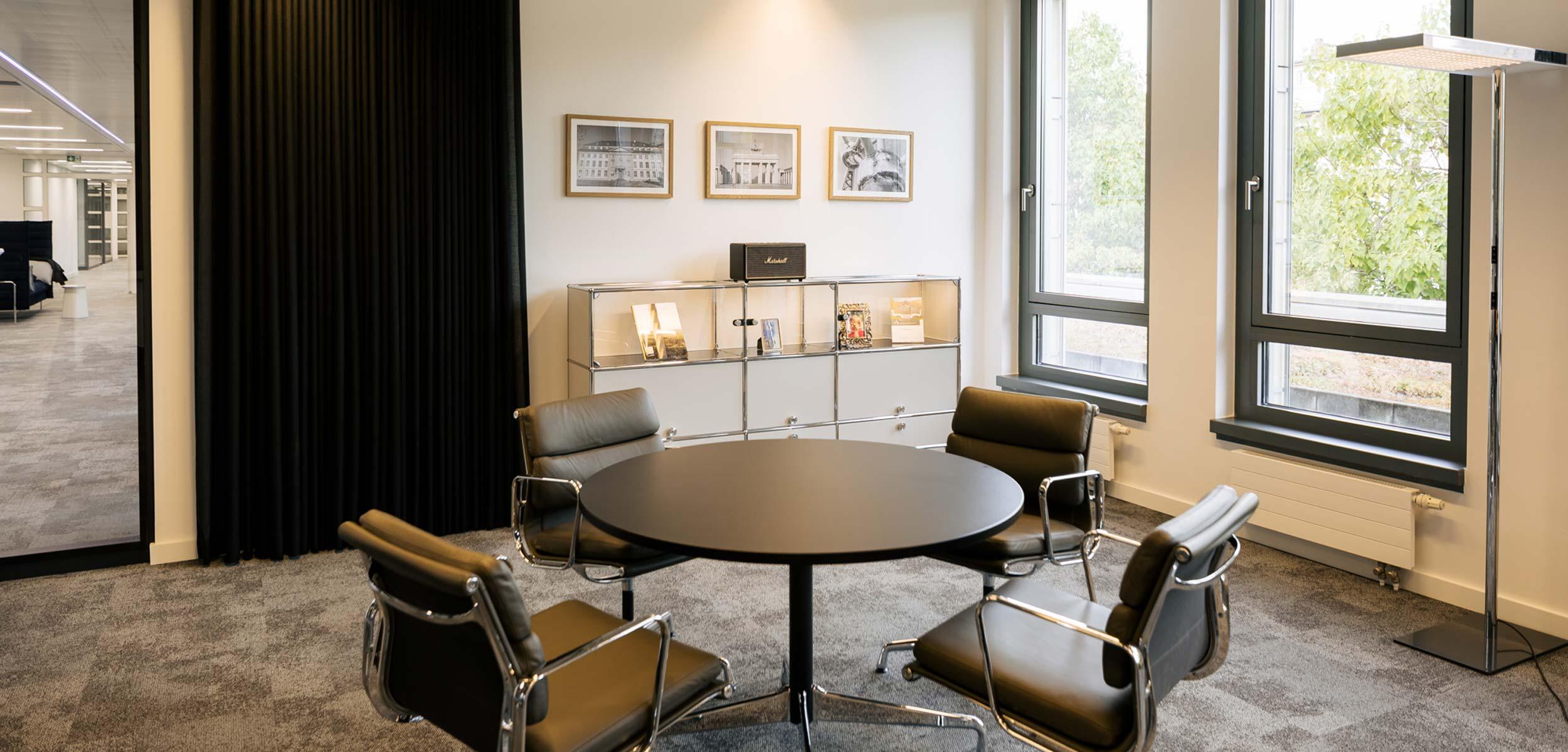Büroeinrichtung Bürokonzept USM Vitra